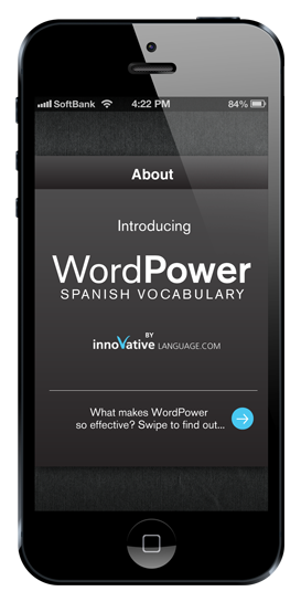 Best Spanish Words & Phrases App - WordPower Spanish